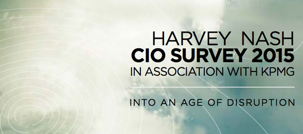 Hallazgos del estudio Harvey Nash/KPMG CIO Survey 2017